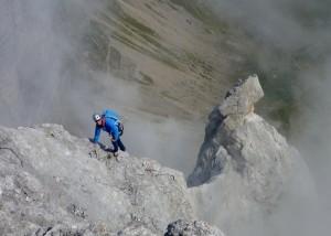 Pointe Percée (2753m), Aravis