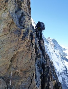 The-Key-Rock-Passage-on-the-Traverse-of-the-Eigerjoch