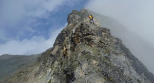 Enjoyable-Easier-Climbing-On-The-Upper-Steinadler-Route